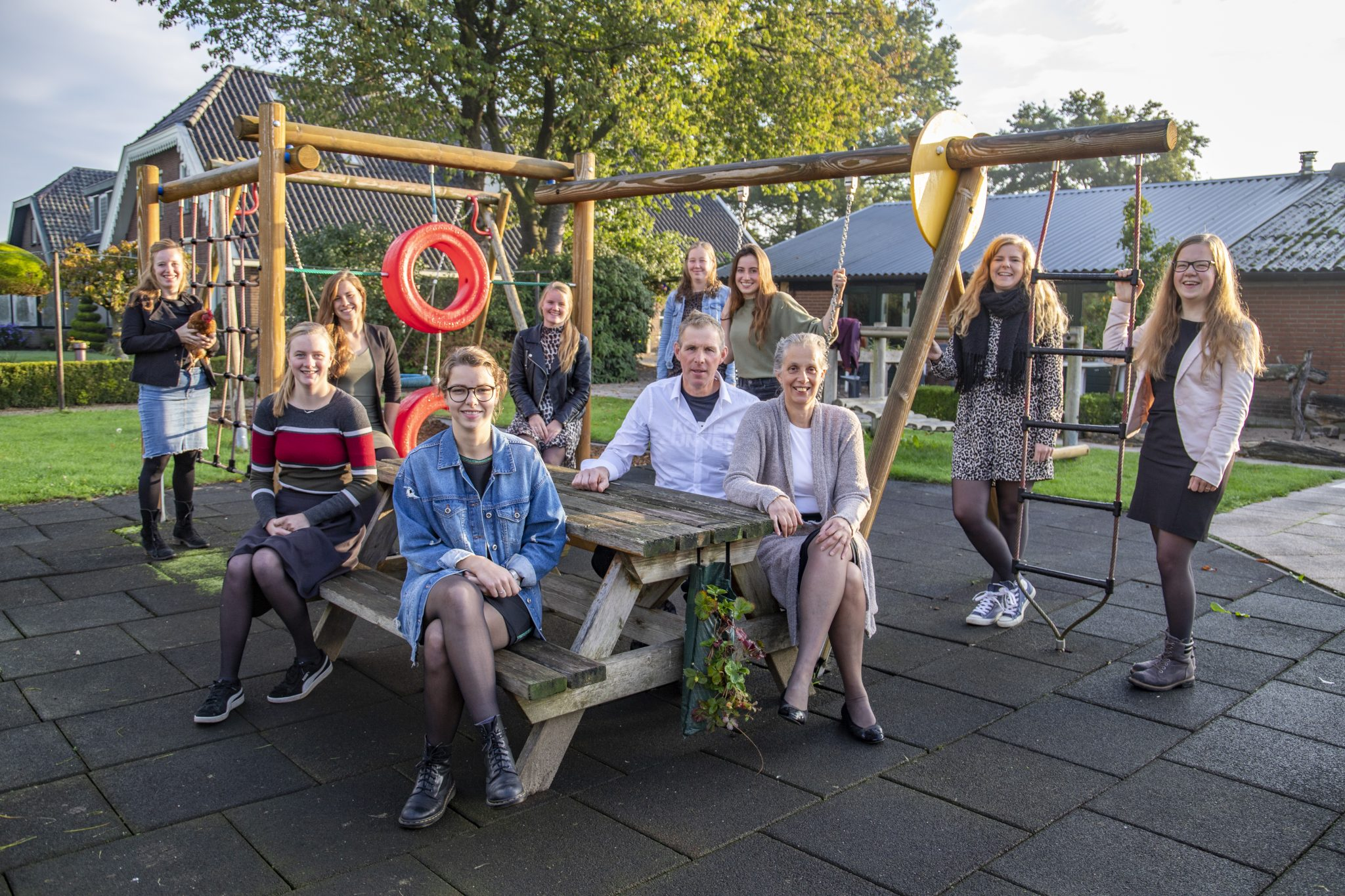 Zorgboerderij grootkootwijk team
